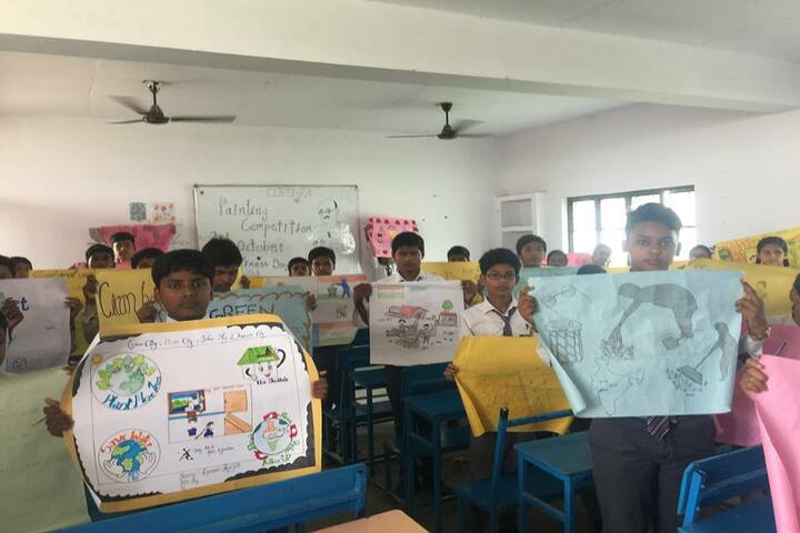 Bishop Academy-Drawing competition