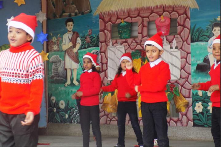 Bishop Conrad Senior Secondary School-Christmas celebrations