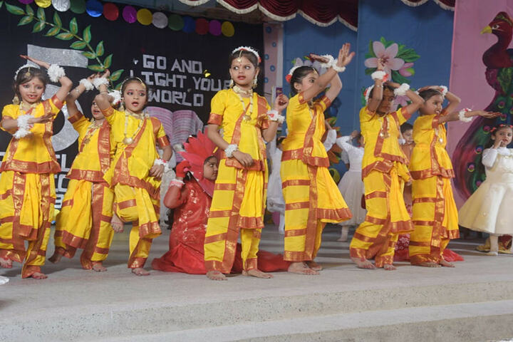 Bishop Conrad Senior Secondary School-Group Dance