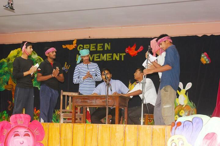 Bishop Conrad Senior Secondary School-Save Environment