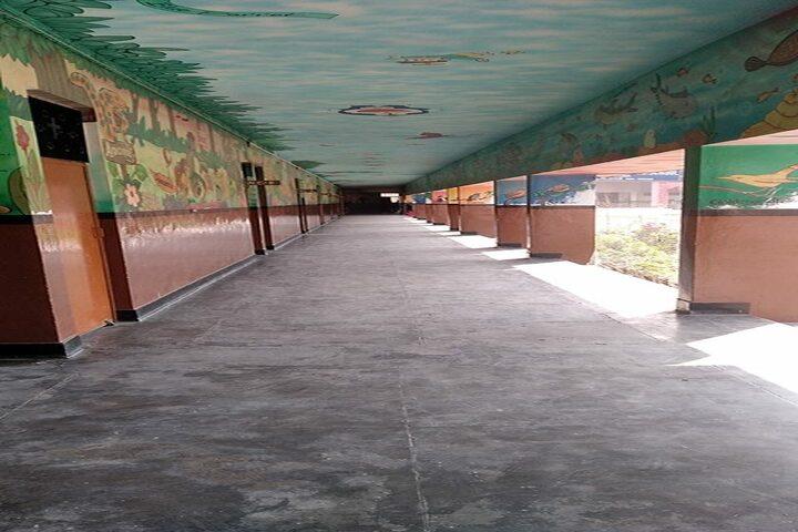 Bishop Conrad Senior Secondary School-School Infrastructure