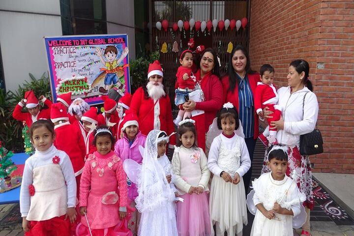 BIT Global School-Christmas Celebrations