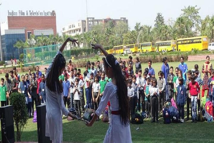 BIT Global School-Holi Celebrations
