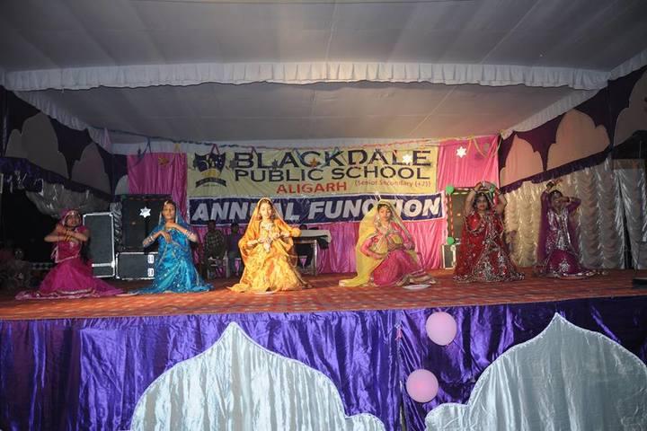 Black Dale Public School-Events