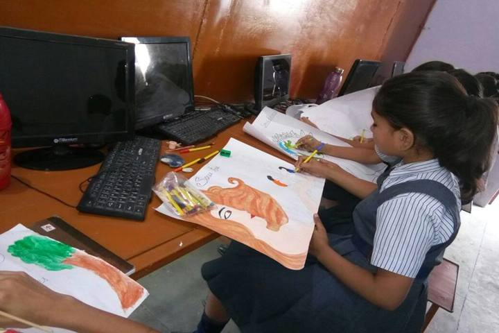 Black Dale Public School-Drawing Competition