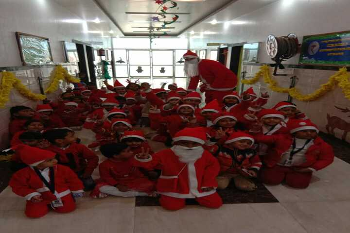 Bloom International School-Christmas Celebrations