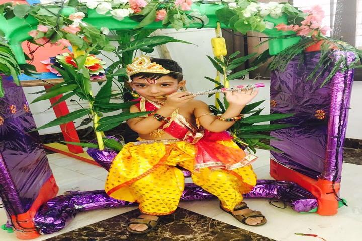 Bloom International School-Janmasthami Celebrations