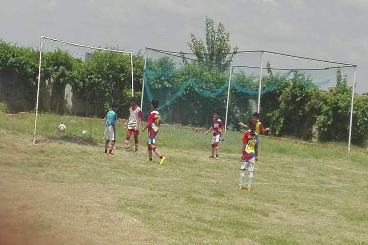 Bloom International School-Playground