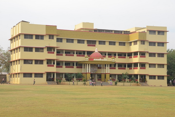 CRR Secondary School-Campus View