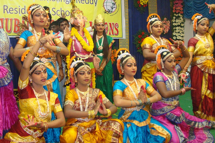 CRR Secondary School-Classical Dance