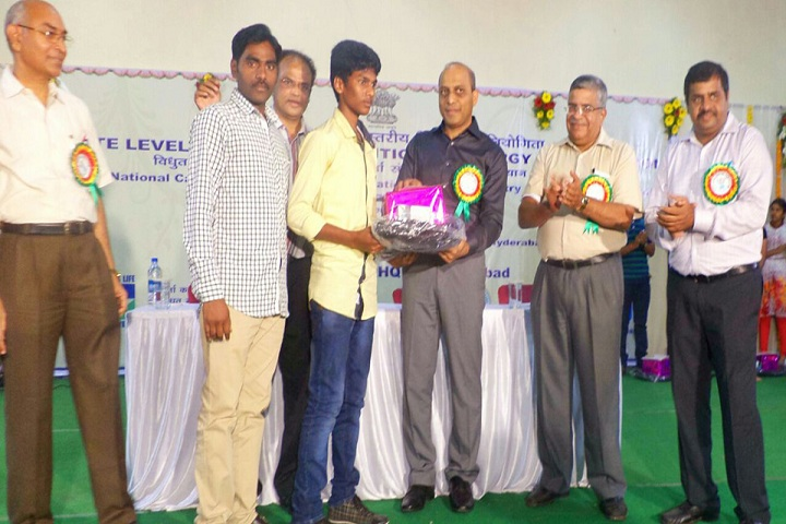 CRR Secondary School-Painting Winner
