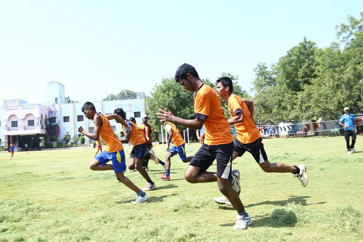 CRR Secondary School-Running Competitions