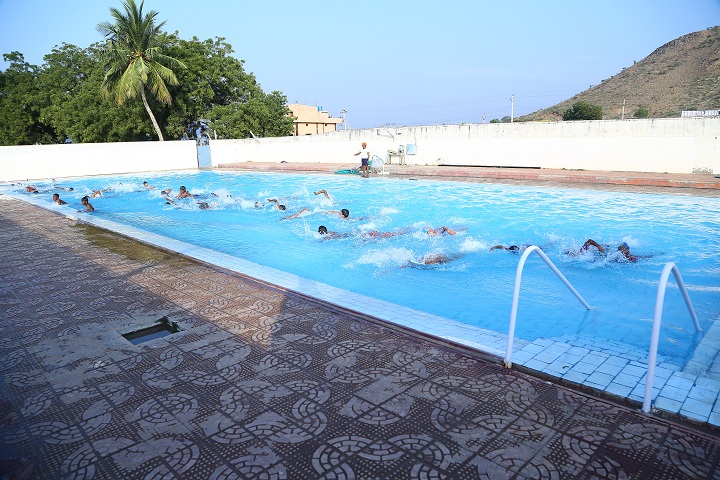CRR Secondary School-Swimming