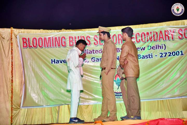 Blooming Buds Higher Secondary School-Drama