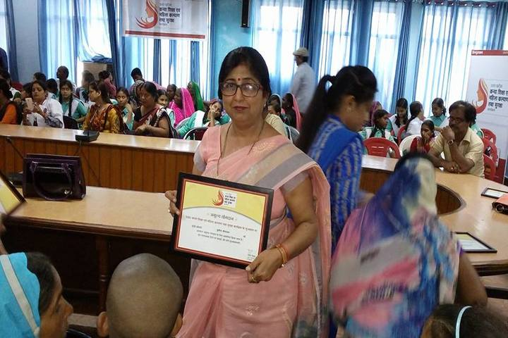Blooming Buds Higher Secondary School-Felicitation Ceremony