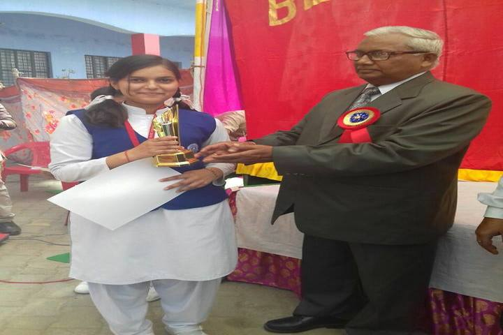 Blooming Buds Higher Secondary School-Prize Distribution