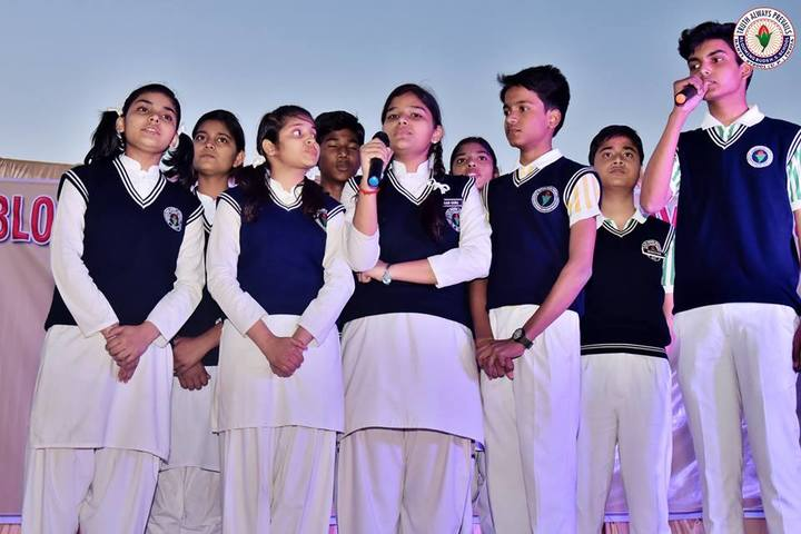 Blooming Buds Higher Secondary School-Singing