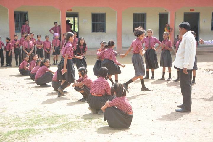 Blossom Academic School-Kho Kho
