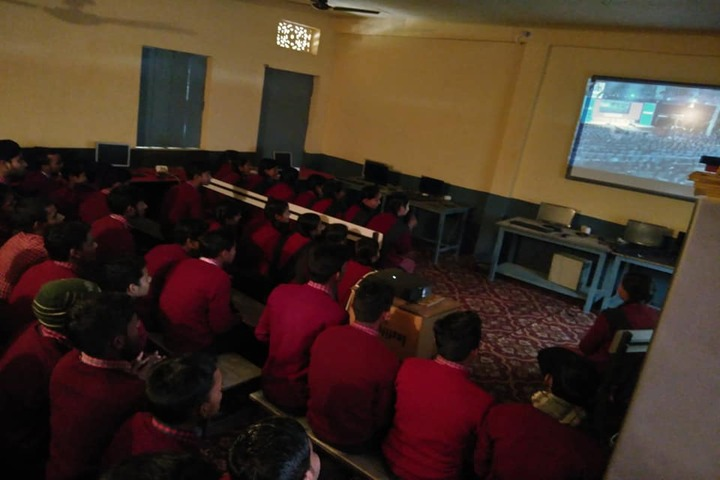 Blossom Academic School-Smart Class