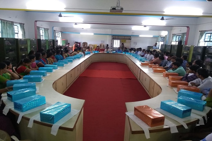 Blossom Senior Secondary School-Conference Hall