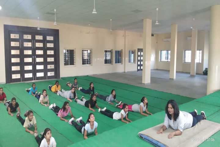 Blue Bells School-Yoga