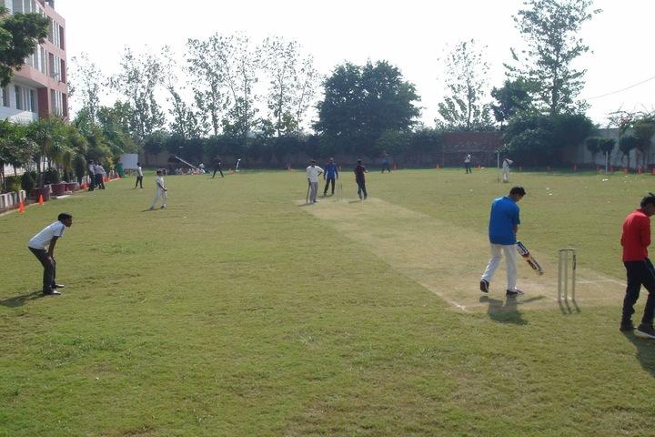 BNG International School-Cricket