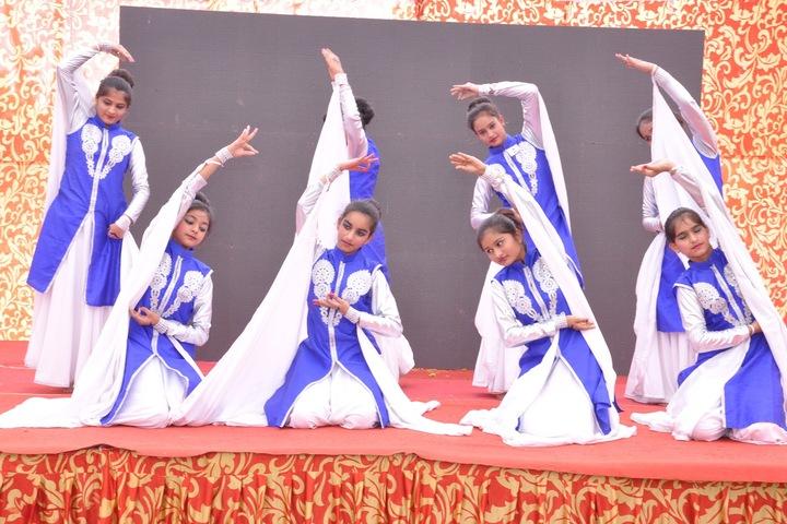 BNG International School-Dance Activity