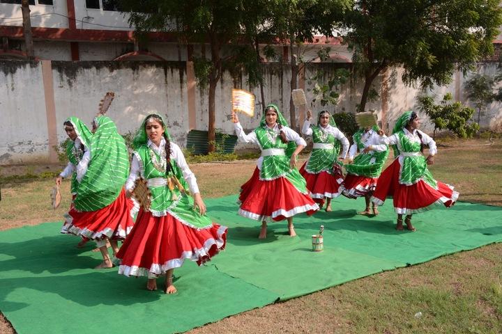 BNG International School-Folk Dance