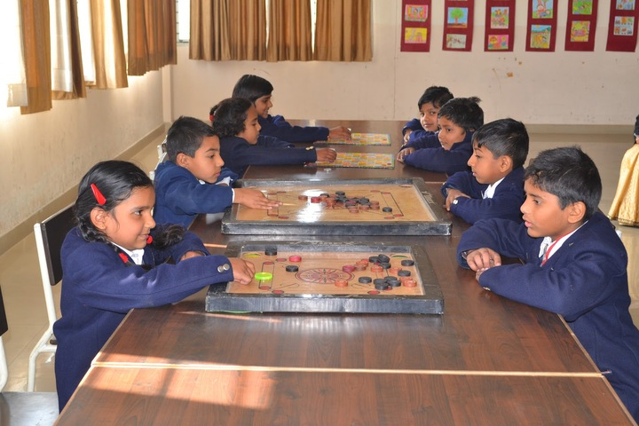 BNG International School-Indoor Games