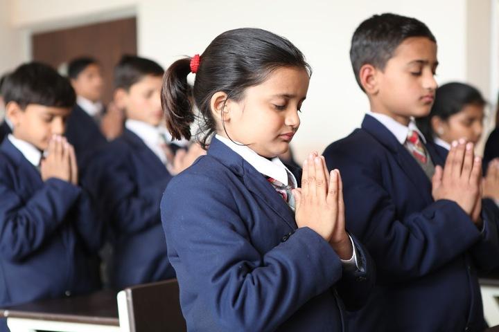 BNG International School-Prayer