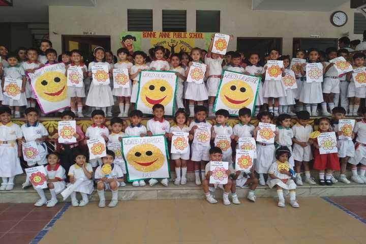 Bonny Anne Public School-Laughter Day