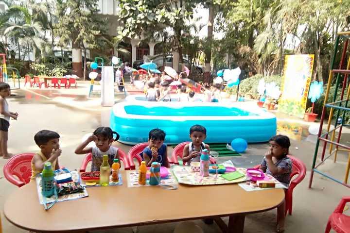 Bonny Anne Public School-Pool Party