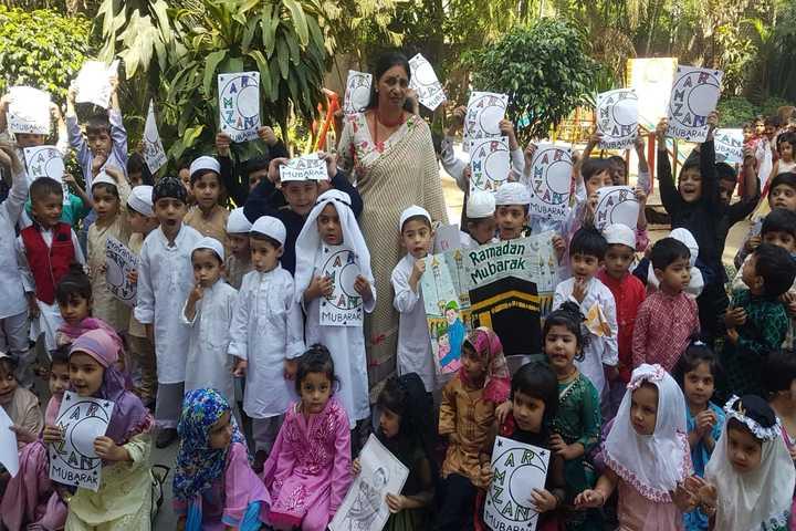 Bonny Anne Public School-Ramzan Celebrations