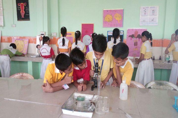 Brahmanand Public School-Biology Lab