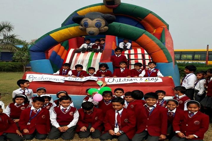 Brahmanand Public School-Childern Day Celebrato