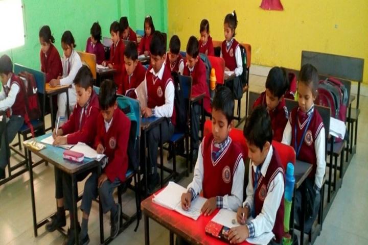 Brahmanand Public School-Class Room