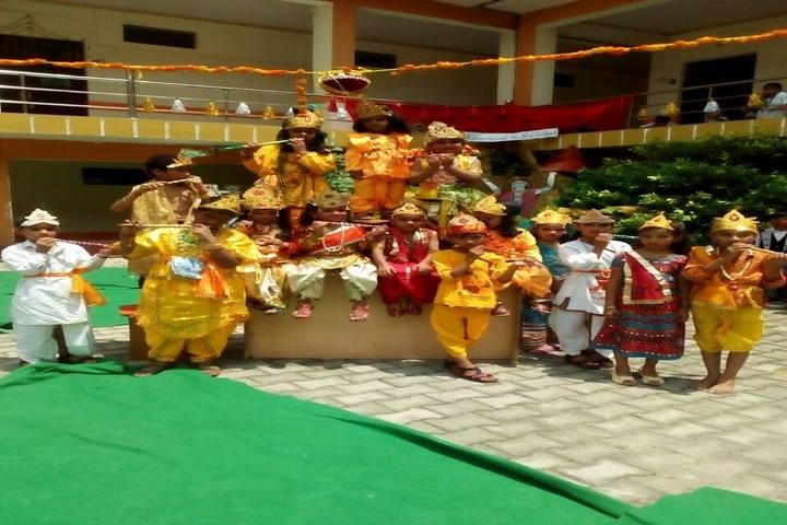 Brahmanand Public School-Krishna Jayanthi