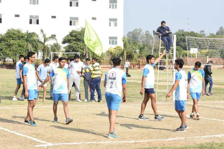 Brahmanand Public School-Shanti Devi Trophy Interschool Vollyball Championship