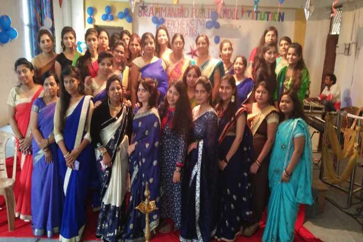 Brahmanand Public School-Teachers Day Celebration