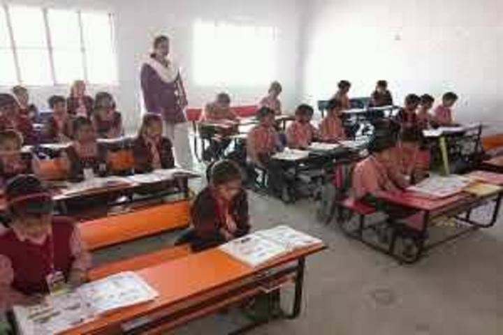 BDSK Educational Institute-Class Room