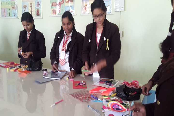 BDSK Educational Institute-Craft Activity