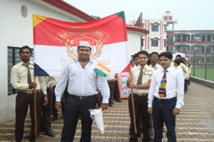 Bright Home Public School-Independence Day