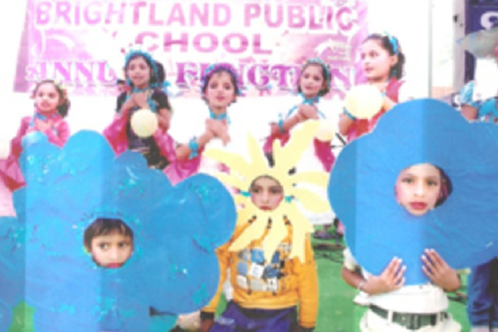 BrightLand Public School-Annual Day