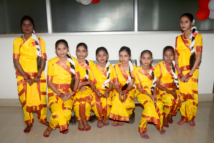BrightLand Public School-Cultural Activity