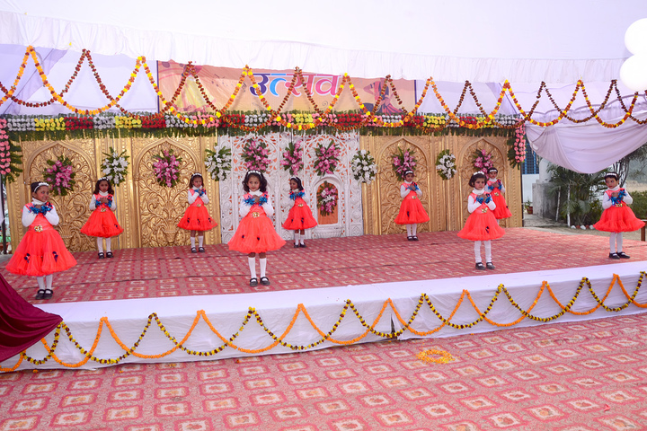 BrightLand Public School-Dance Activity
