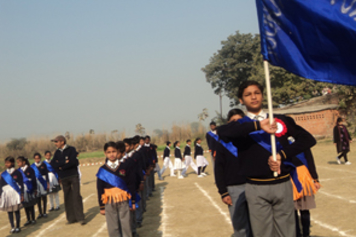 BrightLand Public School-Sports Day