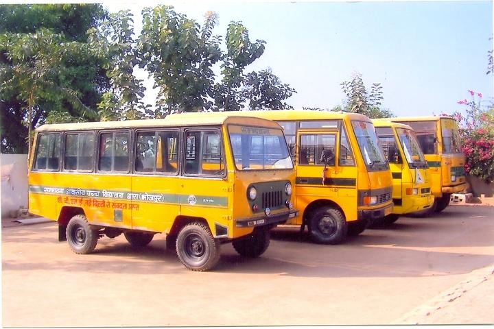 Saraswati Vidya Mandir-Bus Facility