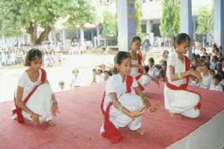 Saraswati Vidya Mandir-Cultural Dance