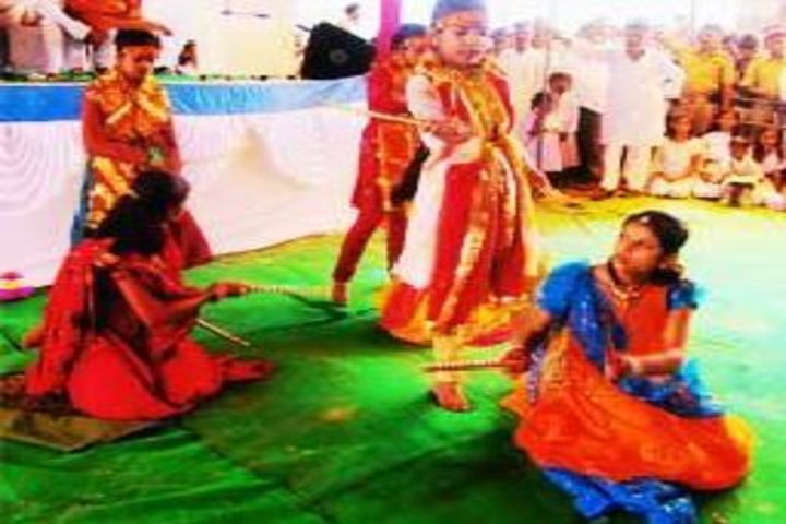 Saraswati Vidya Mandir-Drama