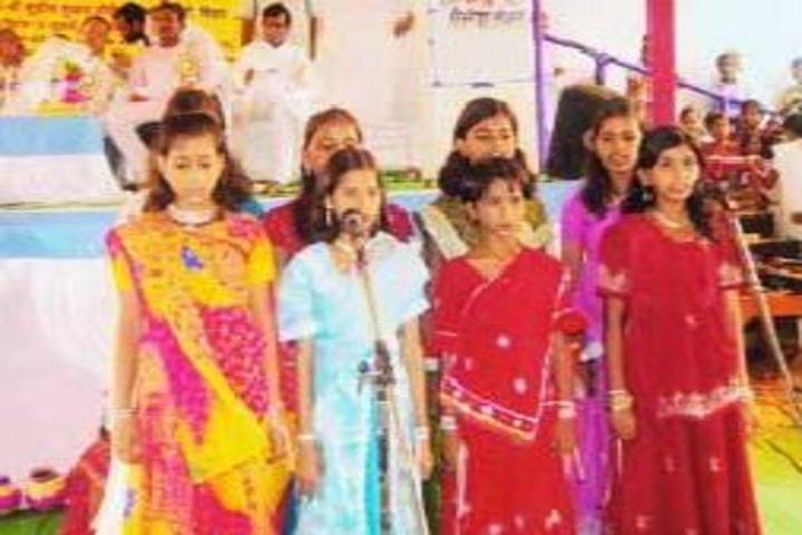 Saraswati Vidya Mandir-Singing